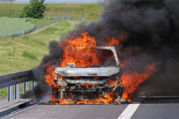 How Deadly Car Fires Occur in Georgia Vehicle Crashes